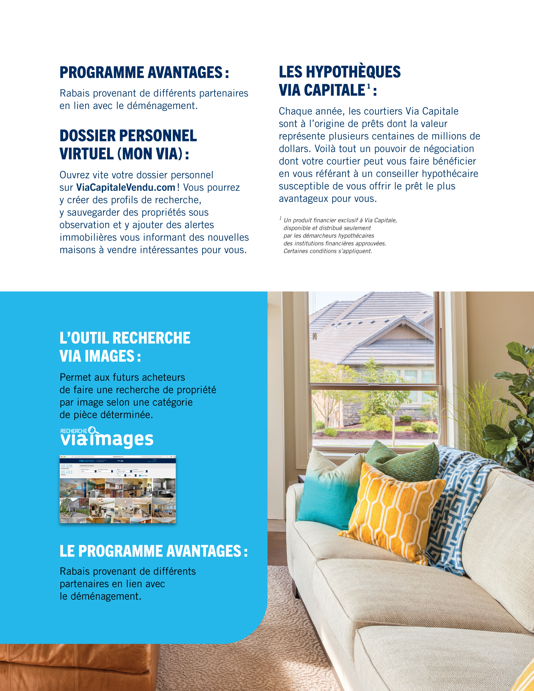 5 | Via Capitale Brochure Vendeur