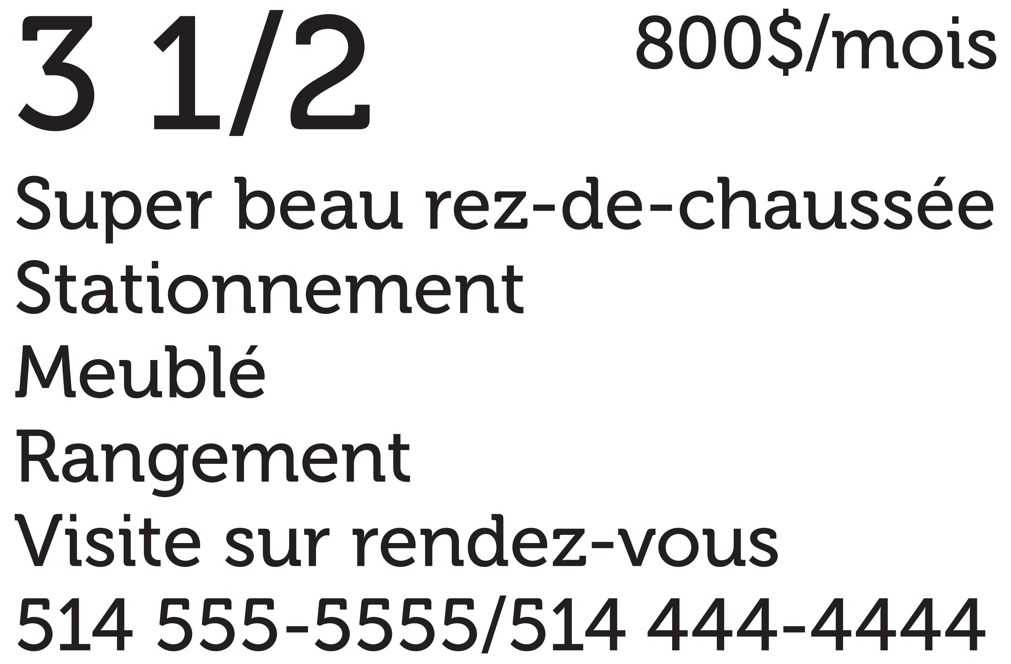 1 | Étiquette autocollante pour affiche 24 x 18