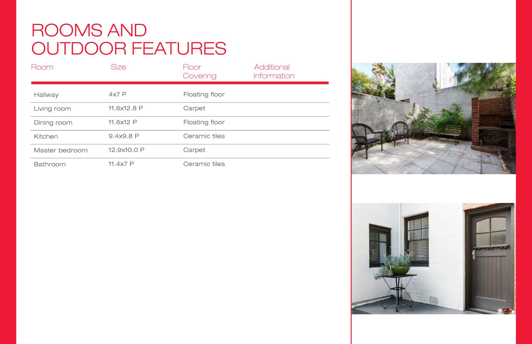 6 | Platinum Brochure