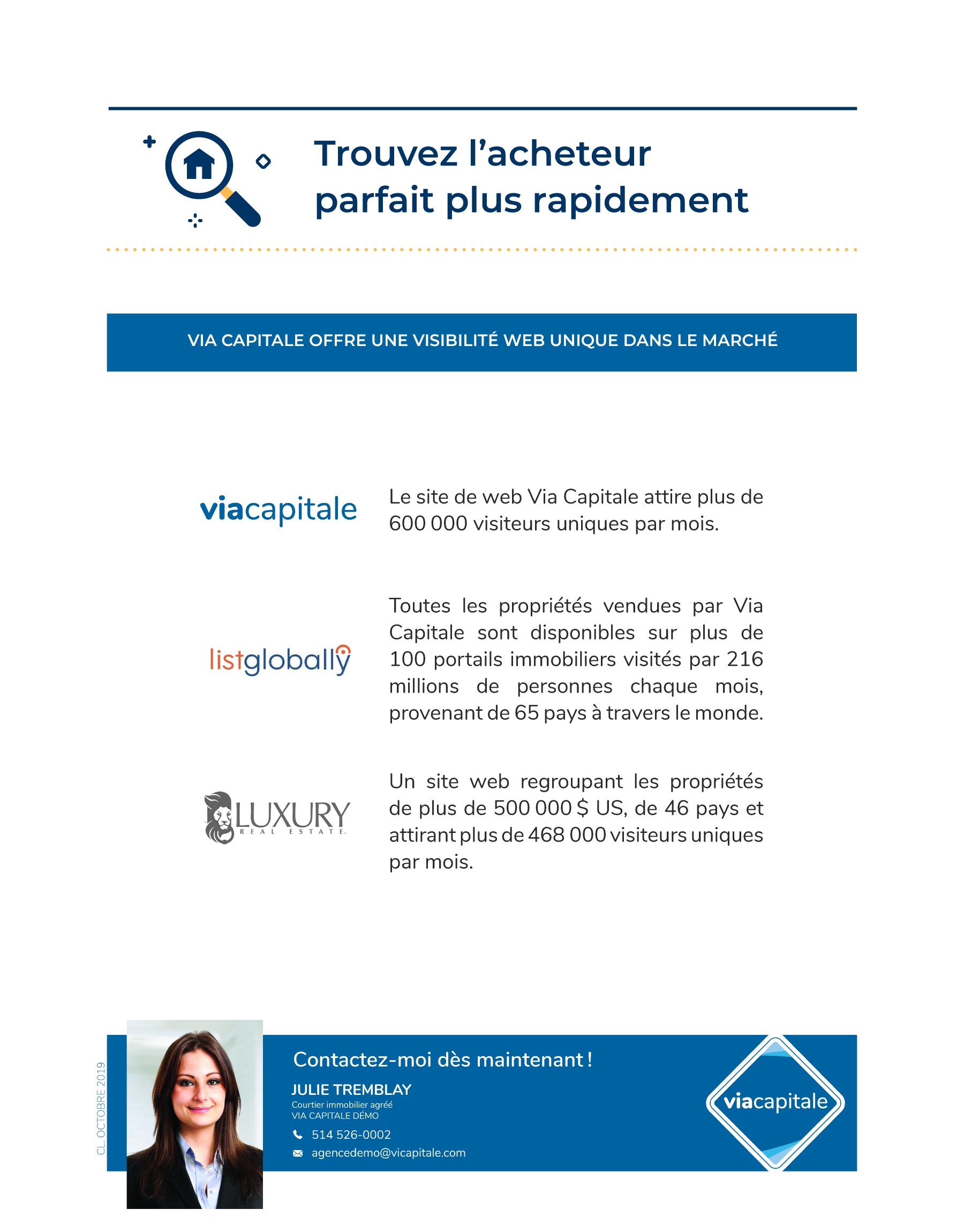 1 | Visibilite Consommateur - AVEC photo