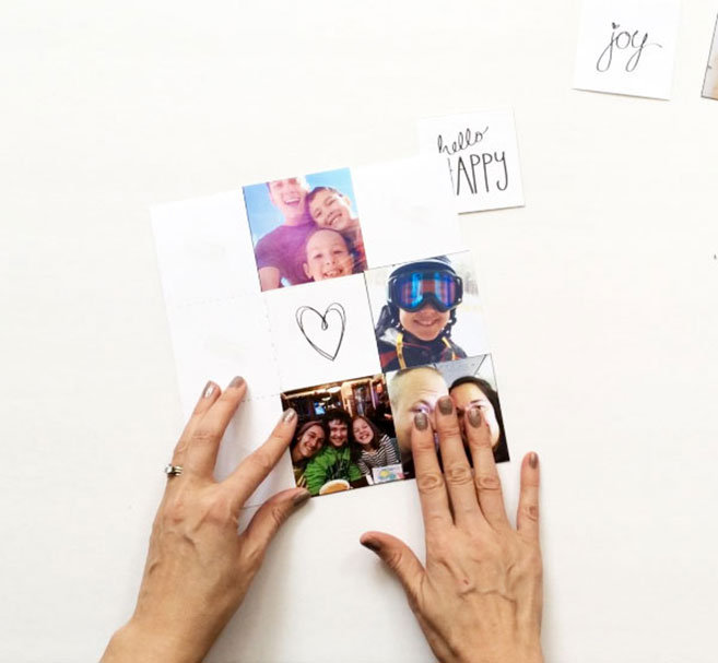 Make a Family Photo Collage