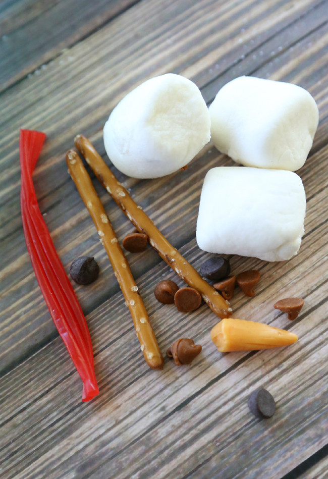 Snowman Kit Treats