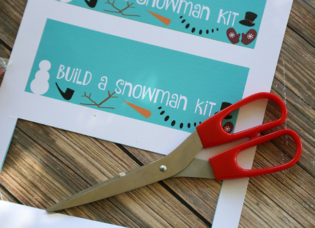 Snowman Kit Treats