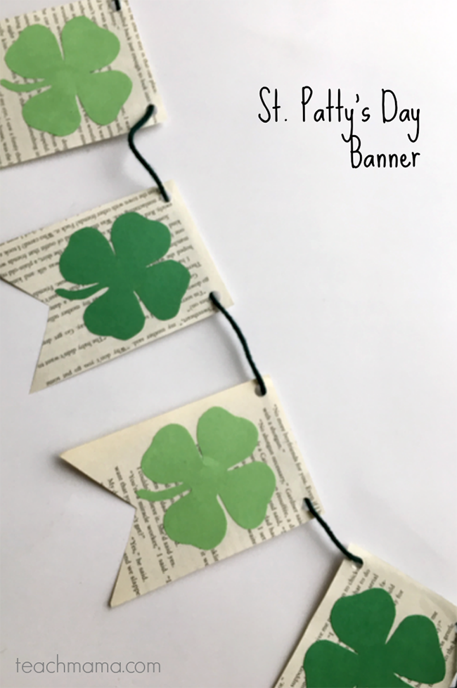 St. Patty's Day Banner
