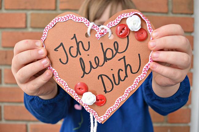 Paper Lebkuchenherzen German Gingerbread Hearts Myprintly