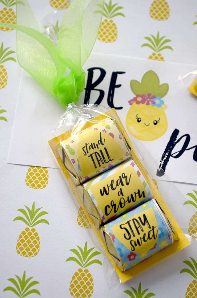 Be a Pineapple – Just Because Gift