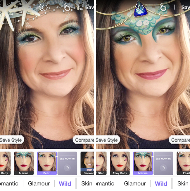 Give Yourself a Makeover with Perfect365
