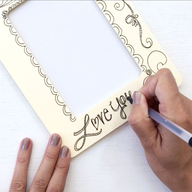 DIY Art Frame
