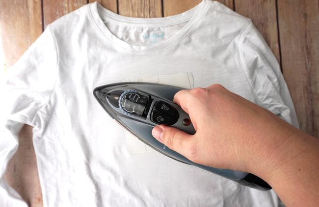 DIY Drawing T-Shirt Transfer