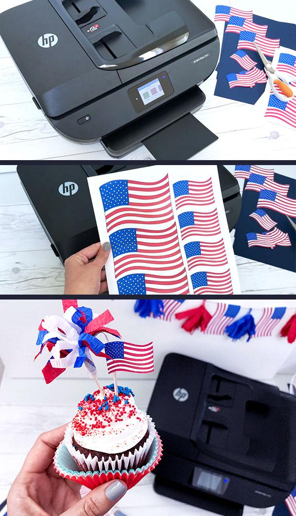 DIY Patriotic Party Décor