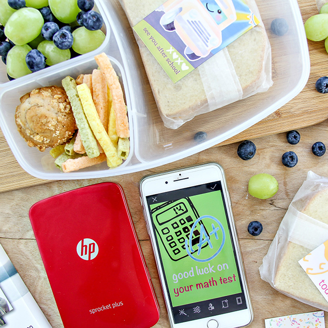 DIY Custom Lunchbox Labels for Kids
