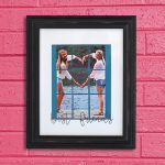DIY Best Friends Tiled Photo