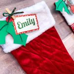 DIY Christmas Stocking Tags