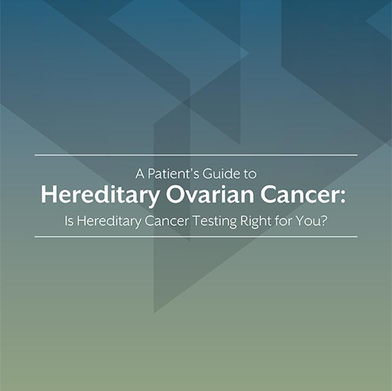 Ovarian Cancer PET