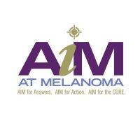 Aim At Melanoma Logo