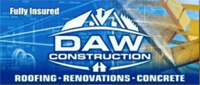 Website for Daw Construction