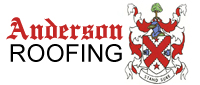 Website for Anderson Roofing, Inc.