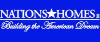 Website for Nations Homes II, LLC