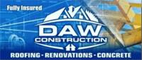 Website for Daw Construction