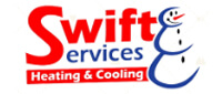Website for Swift Services Heating & Cooling