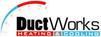 Website for Ductworks Heating & Cooling, Inc.