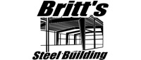 Website for Britt's Steel Building, LLC