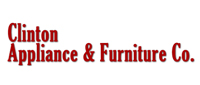 Website for Clinton Appliance & Furniture Company, Inc.