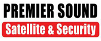 Website for Premier Sound, Satellite & Security