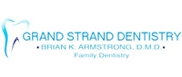 Website for Grand Strand Dentistry, PA
