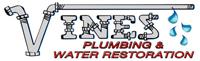 Website for Vines Plumbing