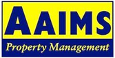 Website for AAIMS Property Management