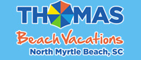 Website for Thomas Beach Vacations