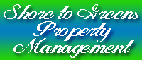 Website for Shore to Greens Property Management, Inc.