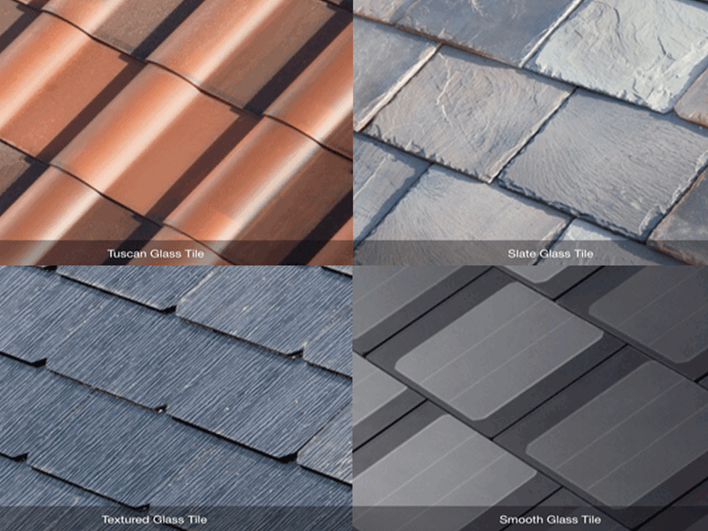 Interesting Ways the World is Utilising Solar Energy: Tesla's Solar Rooftop Tiles