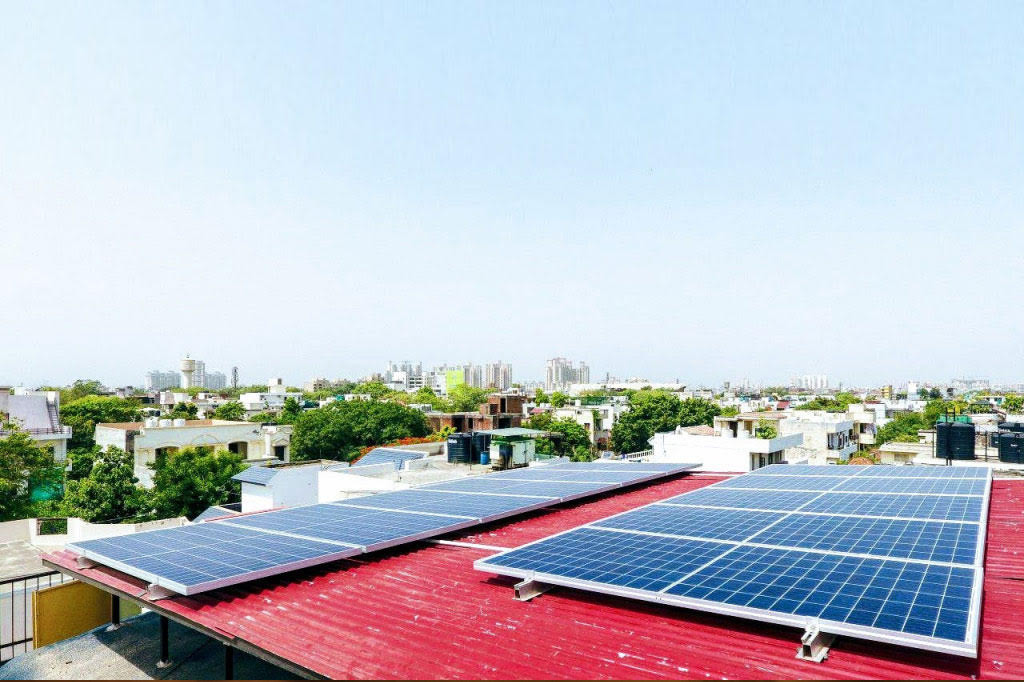 Solar energy for homeowners & NGO