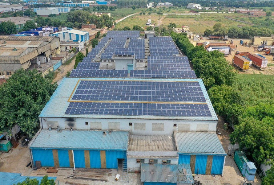 An Industry in Faridabad That Chose to Go Solar with MYSUN is Saving More than INR 25 Lakh Annually