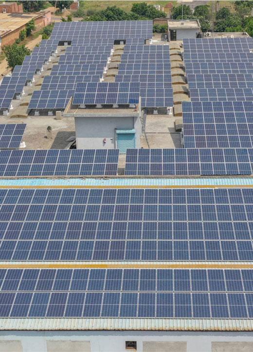 Solar Plant in Faridabad, Haryana - MYSUN