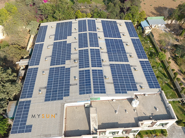 MYSUN Pioneers Rooftop Solar Financing; Actively Helping Industries Go Solar