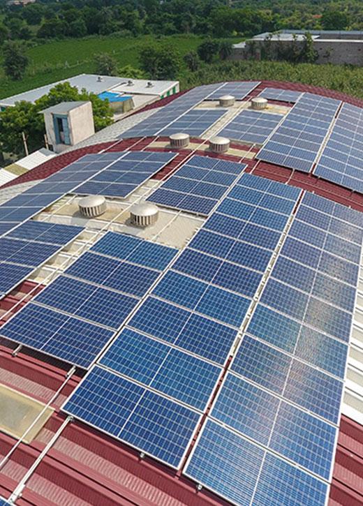 Solar Plant in Chittorgarh, Rajasthan - MYSUN