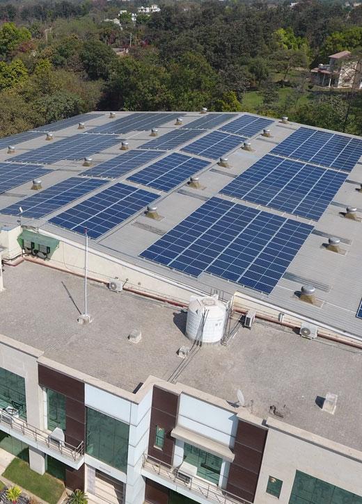Solar Plant in Gurgaon, Haryana - MYSUN