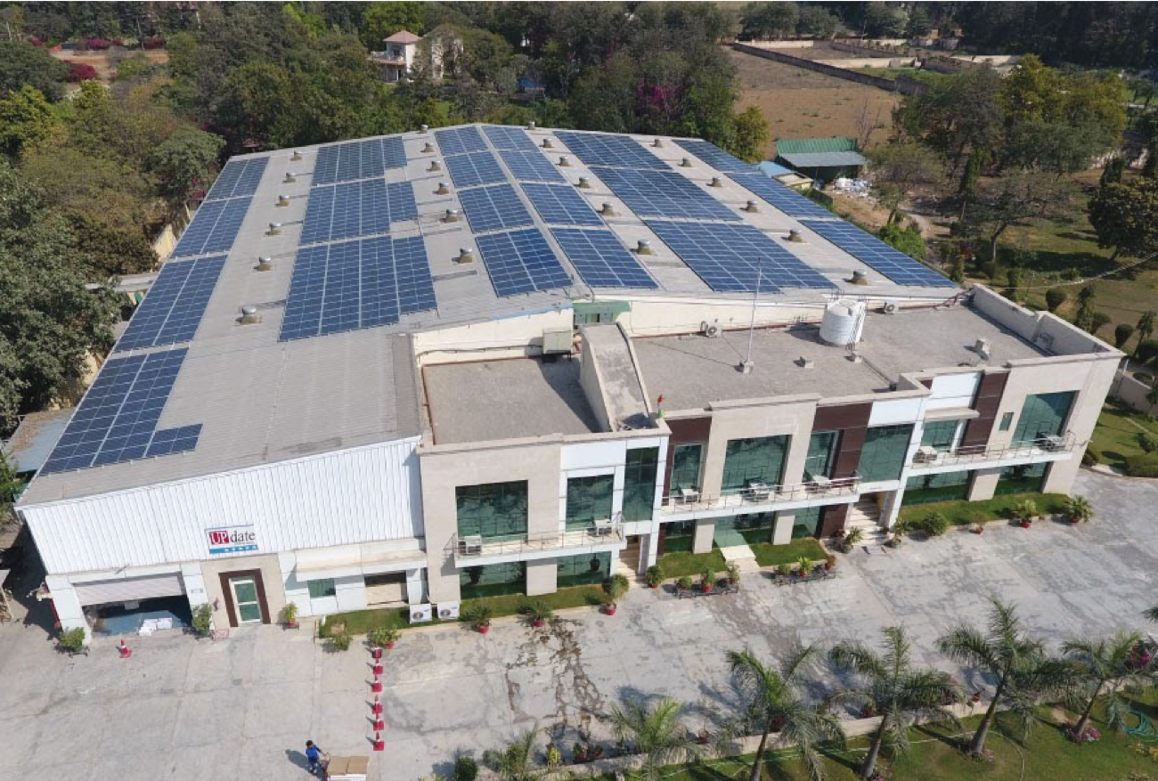 Delighted with the Impact of Solar, a Printing Company Goes Solar in Gurgaon Again with MYSUN. Will Save 7 to 15 Crores on Power Bills.