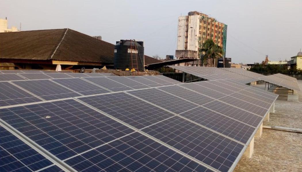 Solar system in Mumbai, Maharashtra - MYSUN