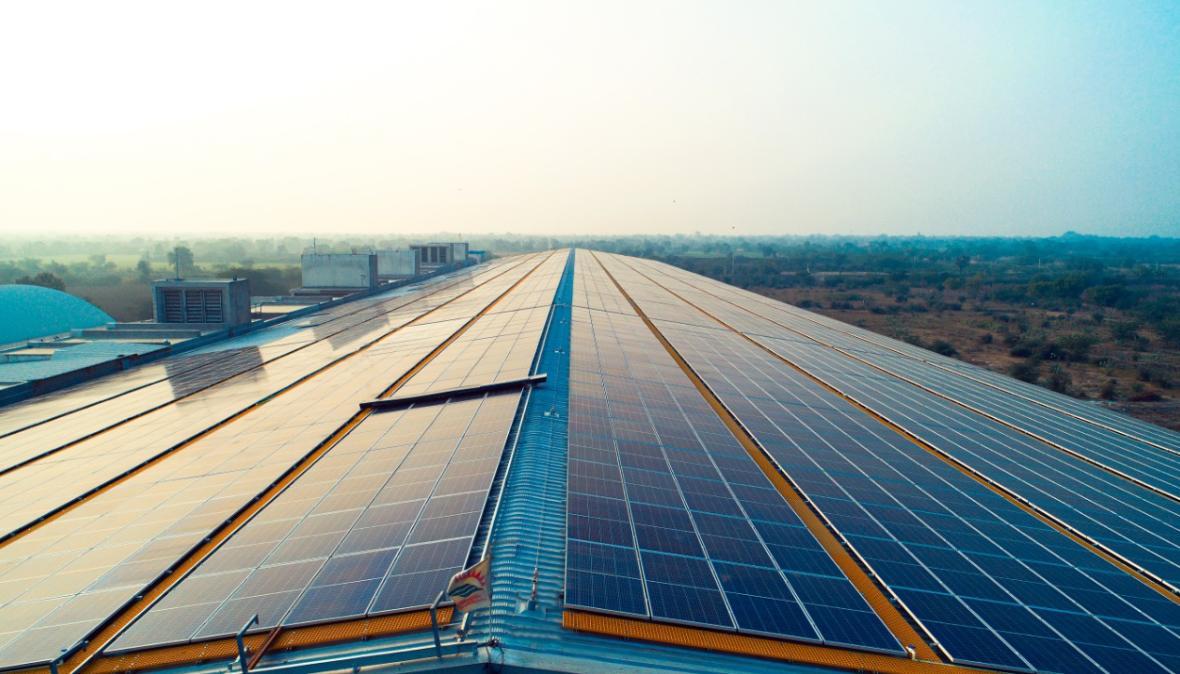 Solar project in Bhilwara, Rajasthan - MYSUN