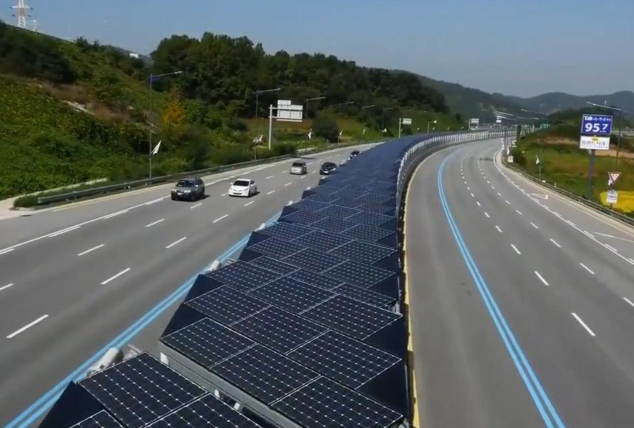 Interesting Ways the World is using Solar – Solar Roofed Bike Lane