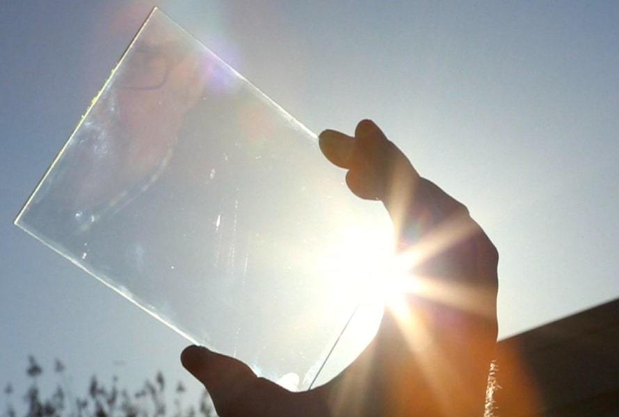 Transparent Solar Panels may soon become a reality