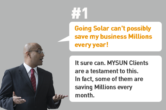 Can solar save millions in a year?