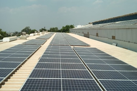 Insulation Material Manufacturing Company in Madhya Pradesh Saves a Fortune Annually by Going Solar