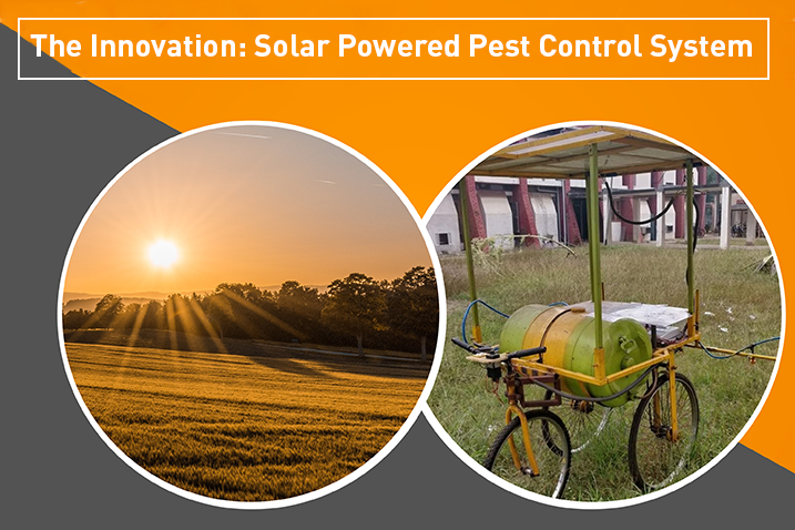 Interesting Ways the World is Using Solar – Solar Powered Pest Control System