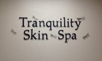 Tranquility Skin Spa: Tinting