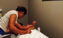 Thai Retreat Massage & Spa: Body Scrub
